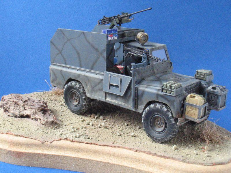 "GB "" Les Mercenaires"" Land-53"