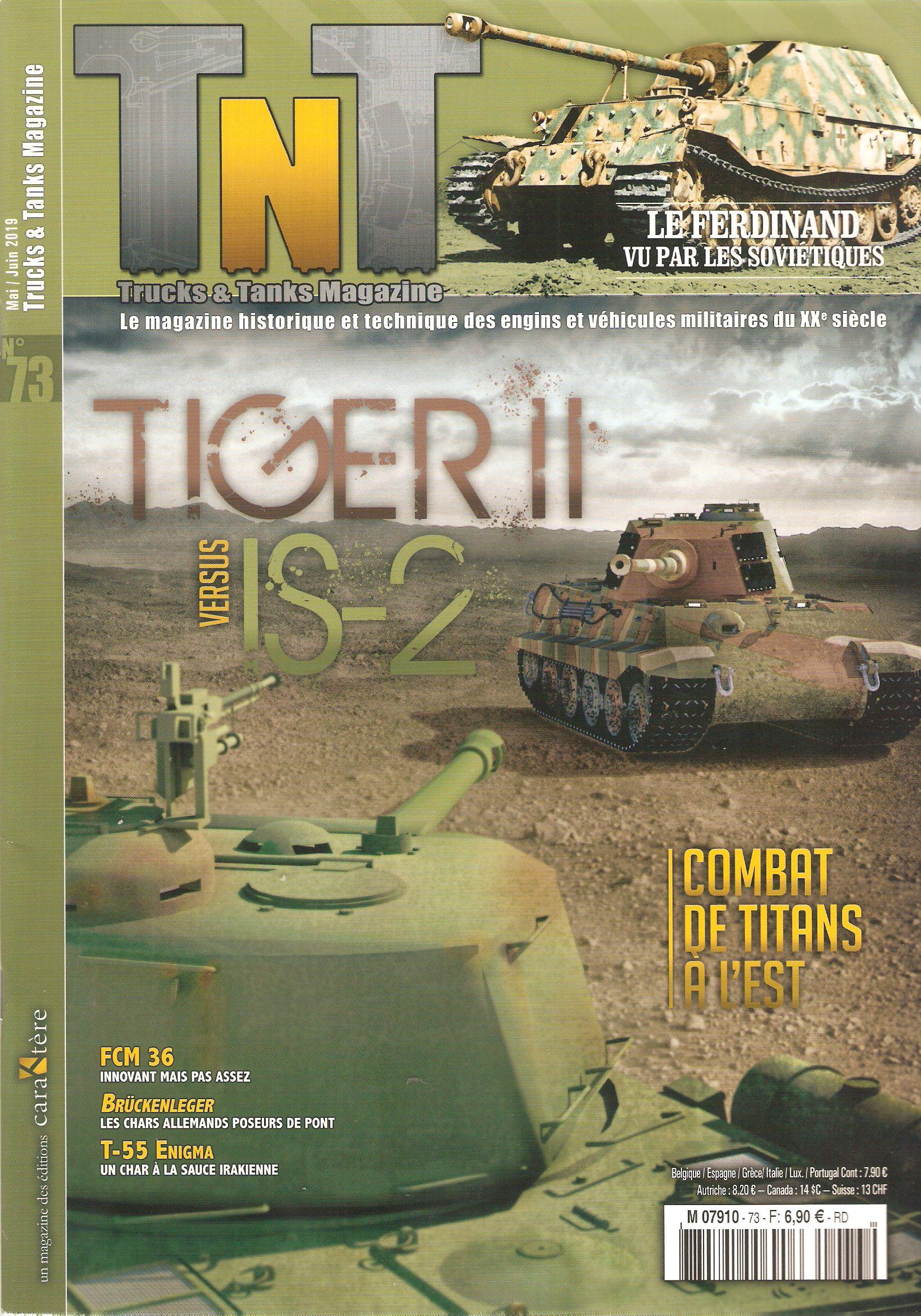 TNT 73 Tnt73couv