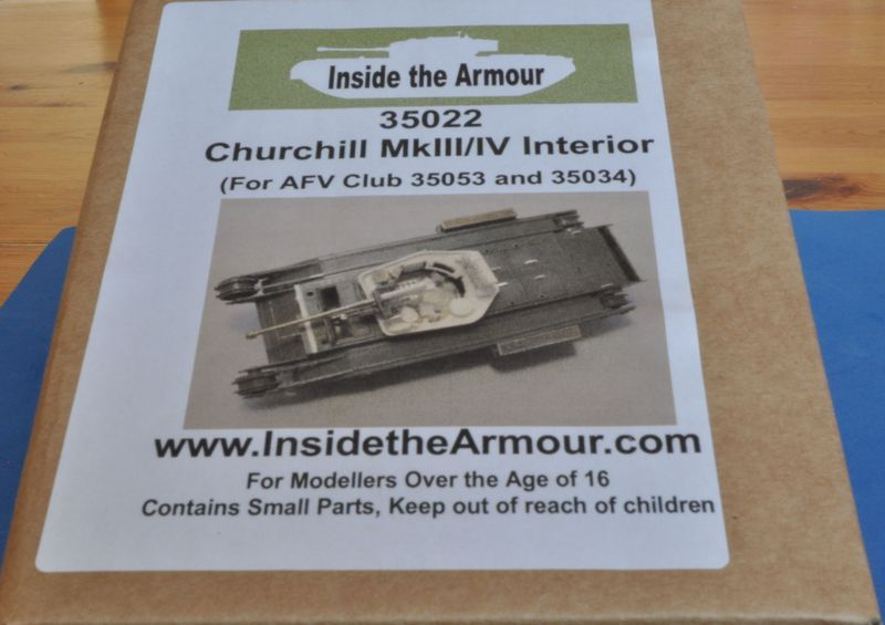 [Inisde The Armour] - Churchill Mk III/IV interior 35022%20-%2001