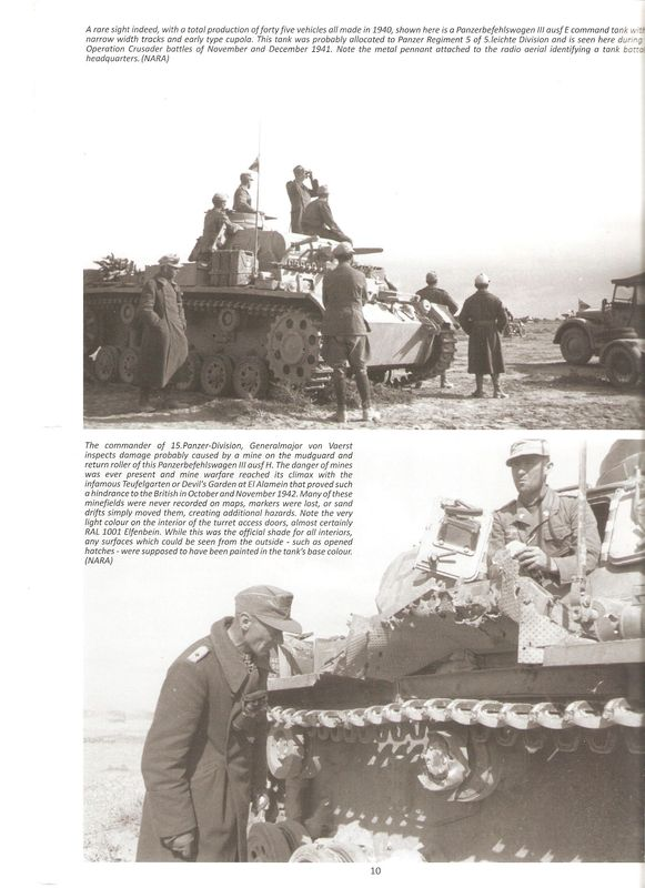 [Oliver Publishing Group] - Panzer III in North Africa Page